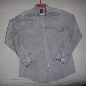 Andrew Trim Fit Button Up Shirt - Length 31.5